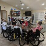 Pipestone Place Memory Care Activity